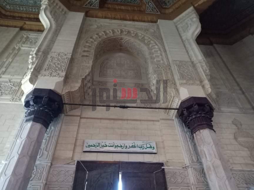 مسجد ابو العباس المرسي