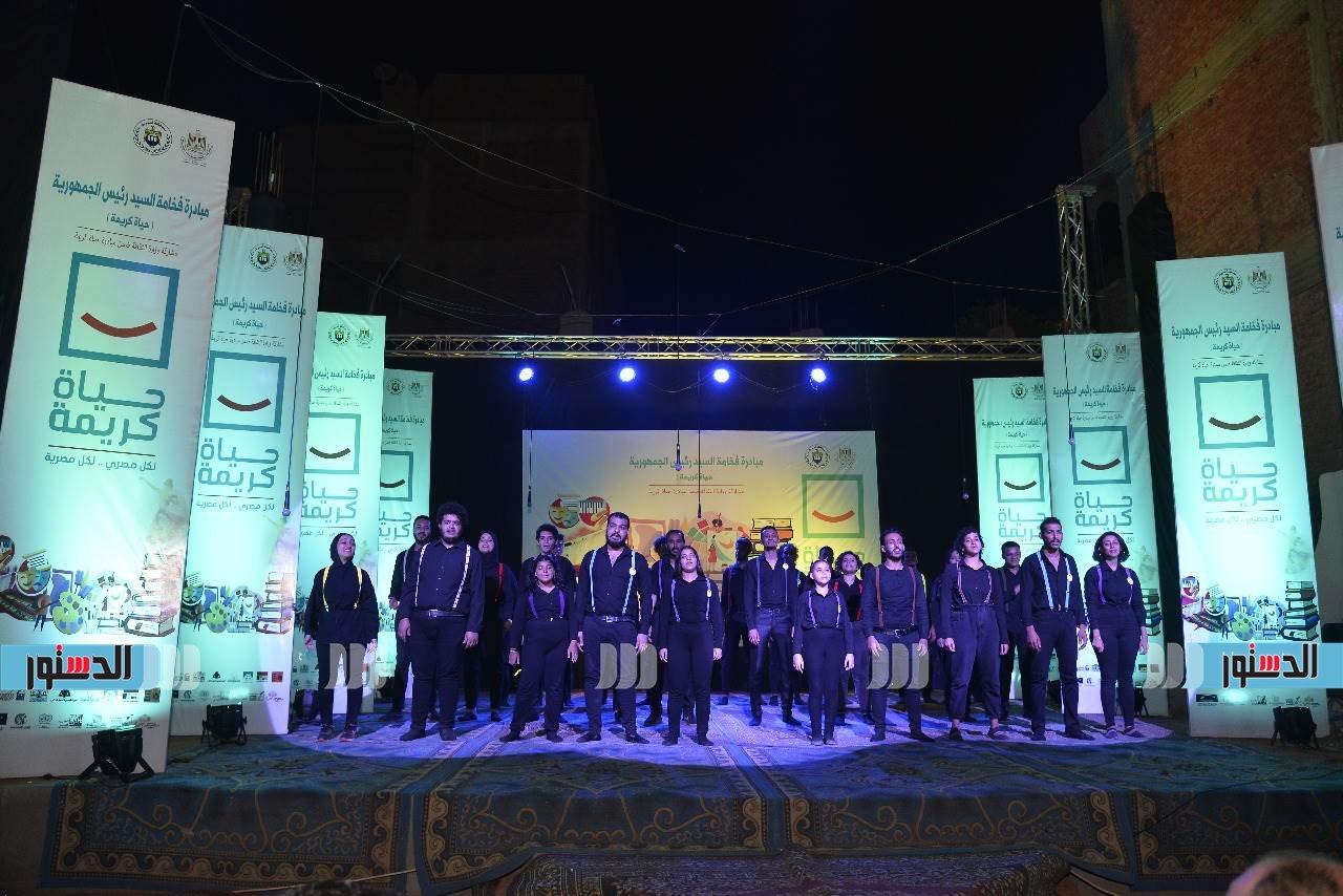 محافظ أسيوط يشهد انطلاق الفعاليات الثقافية والفنية بقصر ثقافة ساحل سليم (15)
