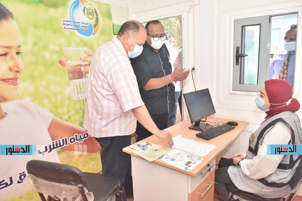 افتتاح مركز الخدمات المجتمعية (11)