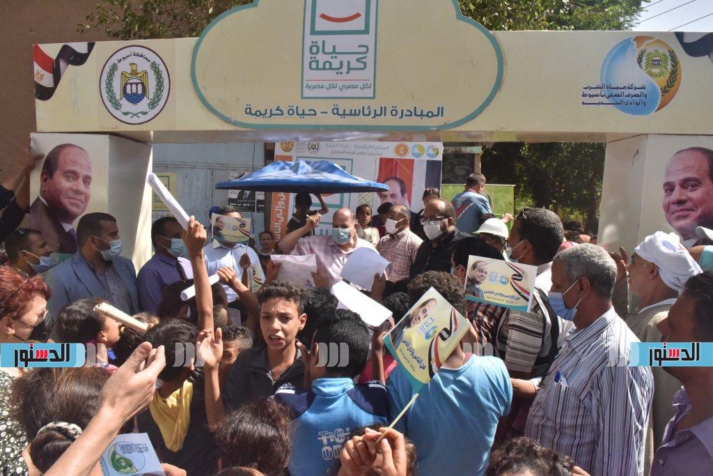 افتتاح مركز الخدمات المجتمعية (6)