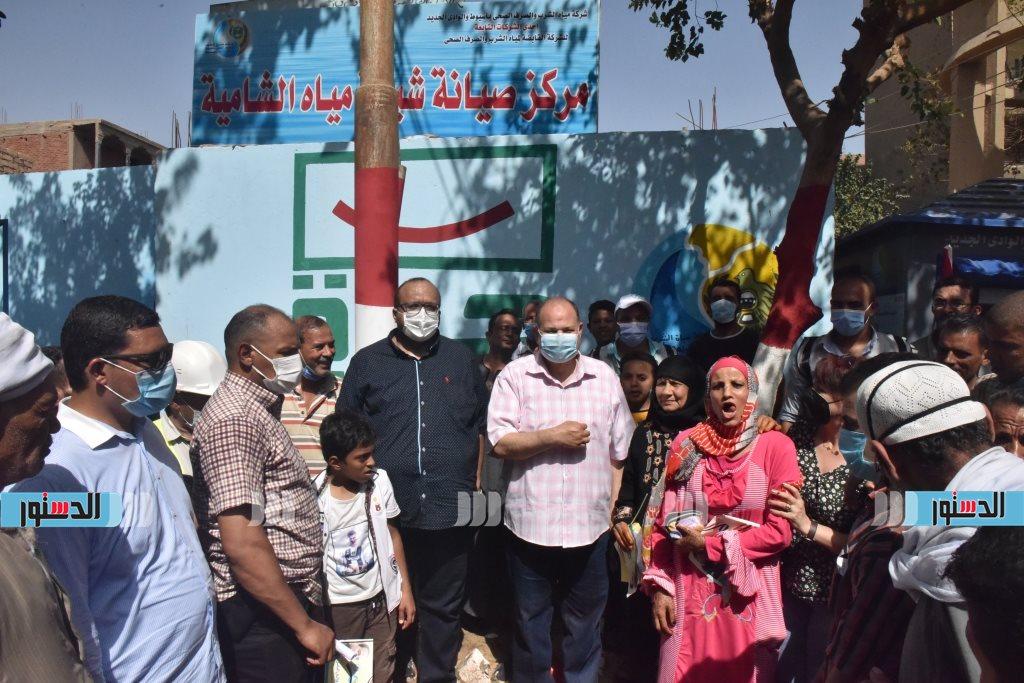افتتاح مركز الخدمات المجتمعية (1)