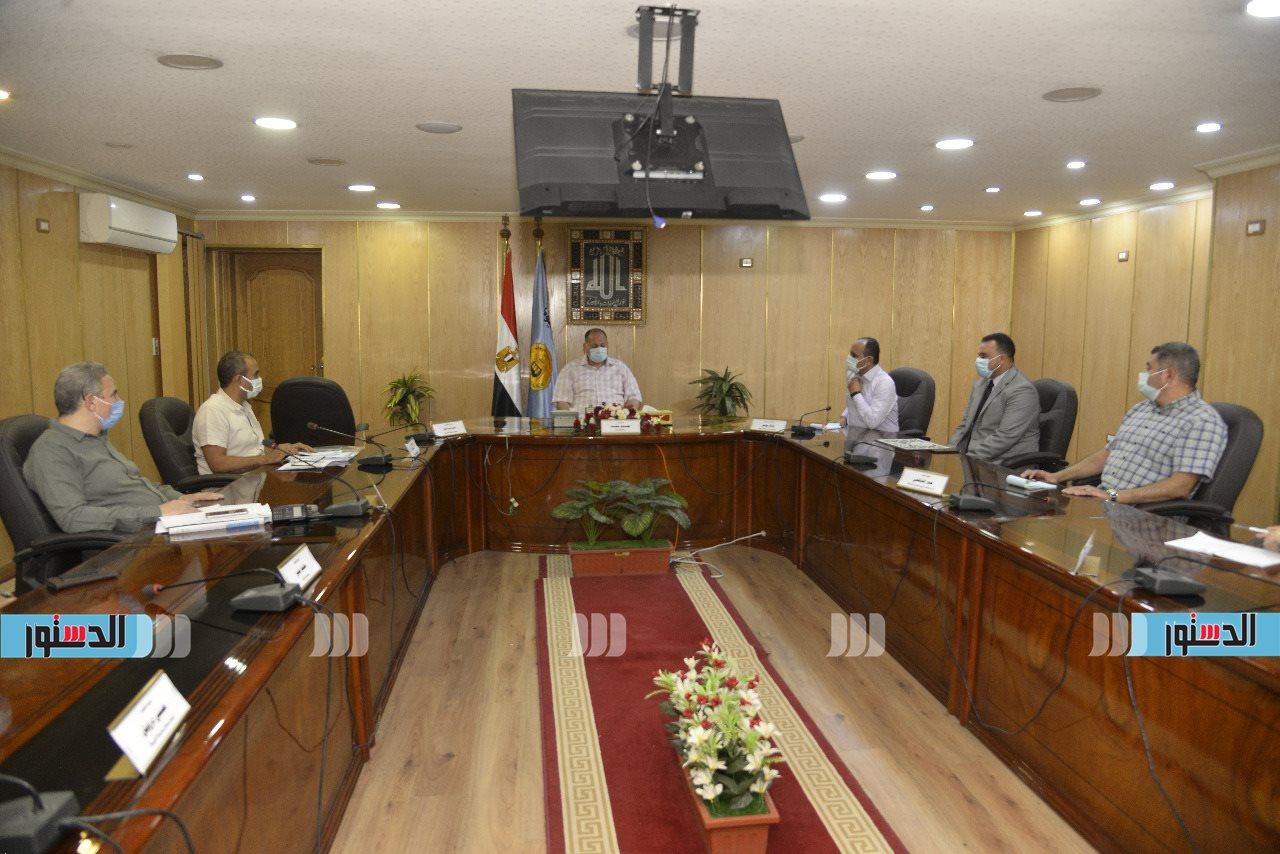 اجتماع رؤساء المراكز والاحياء  (3)