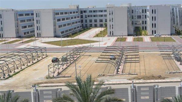 جامعة دمياط تحقق مراكز متقدمة في تصنيف الجامعات العالمية ذات التأثير