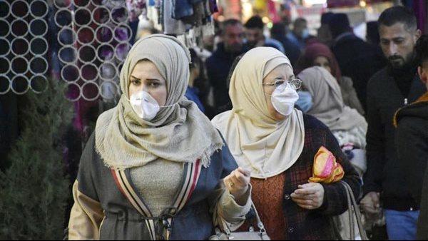 وفاتان و753 إصابة جديدة بكورونا في فلسطين