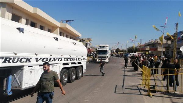 الوكالة اللبنانية: وصول أول شحنة من المازوت الإيراني إلى محافظة عكار