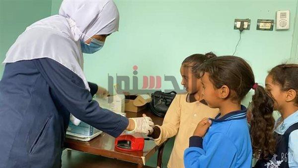 قوافل طبية للمواطنين بالمناطق النائية في شمال سيناء